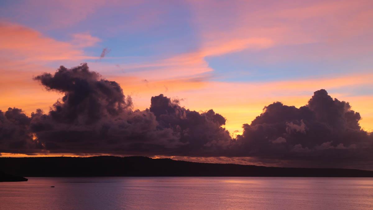 2769 Fantastic sunsets guaranteed at Christmas Island DPI 2769 1