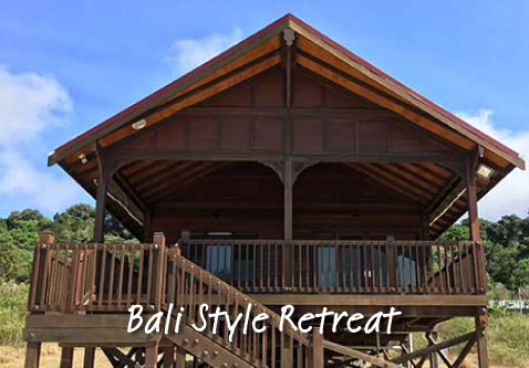 Bali Style Retreat