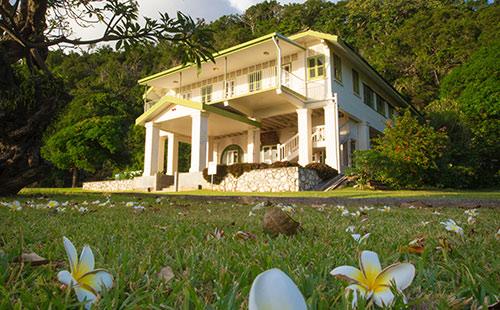 Tai Jin House Christmas Island