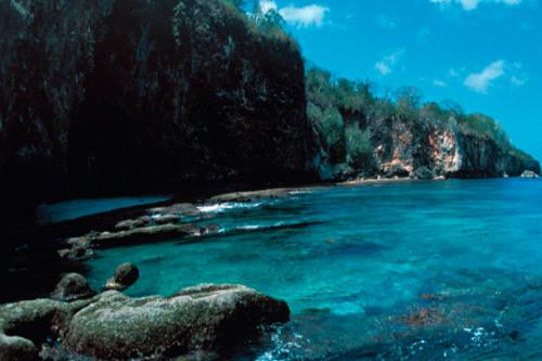 winifred Beach Cristmas Island
