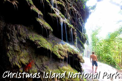 christmas island national park