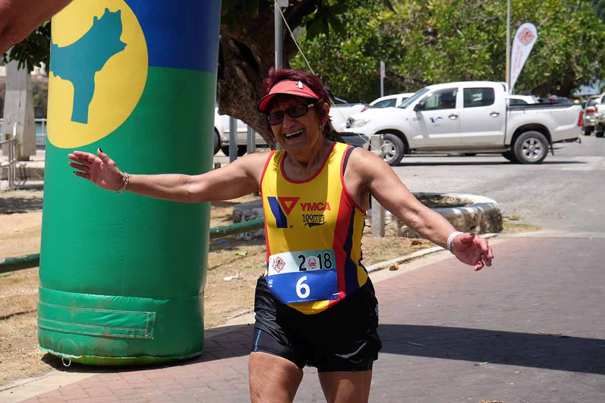 Christmas Island Marathon
