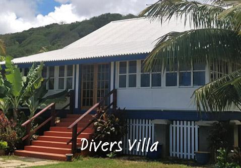 Divers Villa Christmas Island