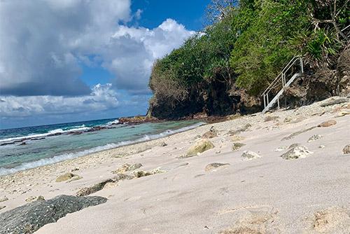 ethel beach christmas island